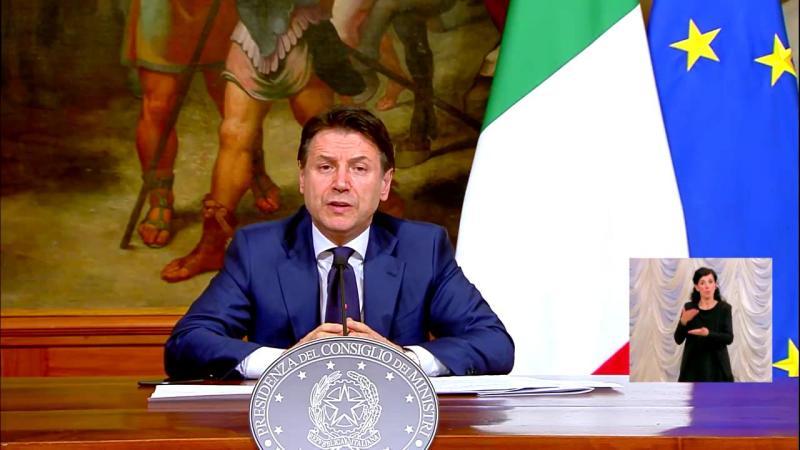 """Coronavirus, il premier Conte: """"Chiusura fino al 3 maggio, non possiamo  cedere adesso"""" - la Repubblica"""