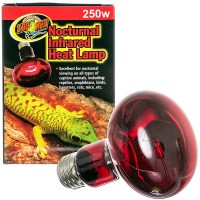 Zoo Med Infrared Heat Lamp 250W ES   Reptile Centre