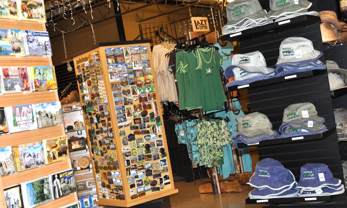 Reptile Gardens Gift Shop Zoo Gift Shop Reptile Gardens