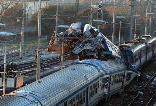 L'incidente di ieri sulla Roma-Napoli (via Cassino)