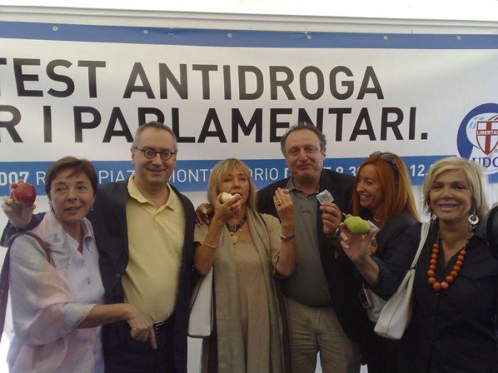 test antidroga (repubblica.it)