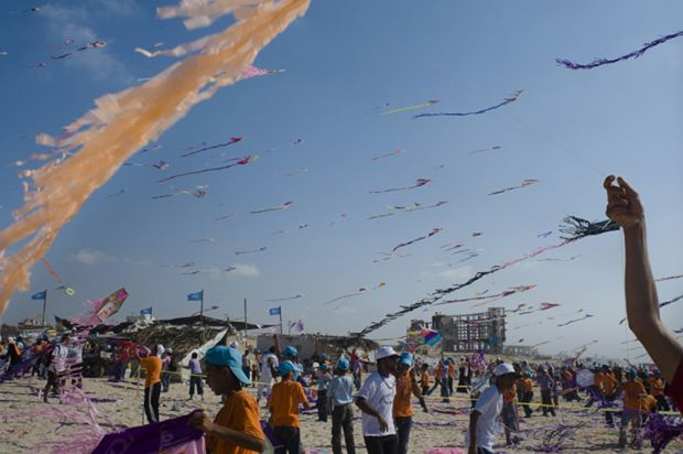 {B}Tremila aquiloni sul cielo di Gaza{/B}