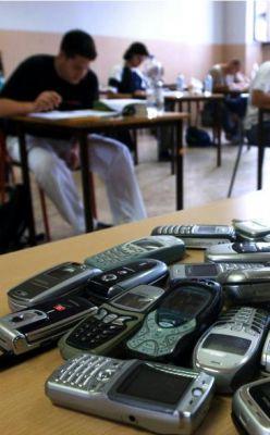 divieto telefonini in classe