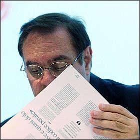 Catanzaro, voci su Mastella indagato, no comment del procuratore