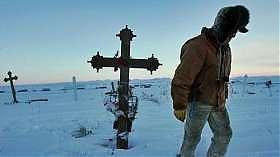 <B>Usa, missionari pedofili tra gli eschimesi<br>I gesuiti pagheranno i danni</B>