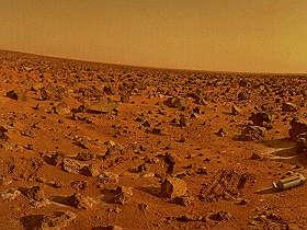 <B>Pericolo nello spazio, asteroide<br>in rotta di collisione con Marte </B>
