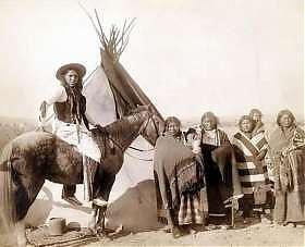 <B>Usa, la rivolta degli indiani Lakota<br>