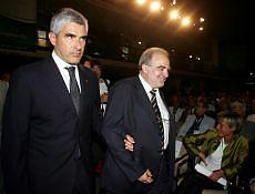 <B>Udc e Rosa Bianca trovano l'accordo<br>Casini premier, Pezzotta segretario</B>