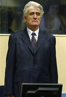 """Karadzic si difende da solo """"Avevo un patto con gli Usa"""""""