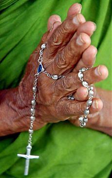 India, sulle colline tra i cristiani in fuga
