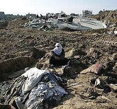 """Gaza, la collina della vergogna """"Contro di noi ogni sopruso"""""""