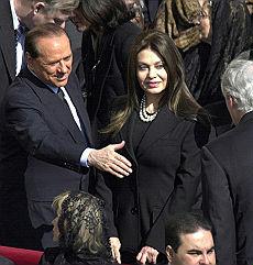 """Veronica Lario: """"Le veline candidate? """"Ciarpame senza pudore per il potere"""""""