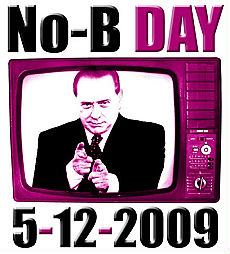 No Belusconi day 5 dicembre 2009 - Roma