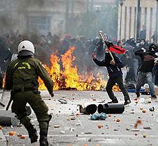 Grecia, ancora scontri e arresti Non si ferma la protesta studentesca