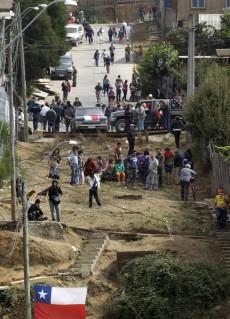 Cile, nuova forte scossa (7.2) e scatta ancora l'allarme tsunami