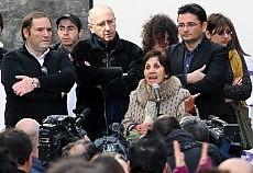 """Potenza, corteo per Elisa Claps La madre: """"Vogliamo la  verità"""""""