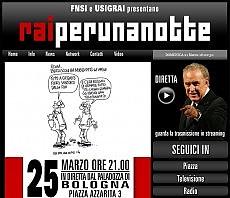 """Talk tv, verso il Santoro day Al Gore: """"Orgogliosi di  ospitarlo"""""""