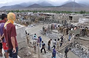Alluvioni, c'è una vittima italiana La regione del Ladakh è in ginocchio