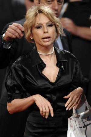 Marina Berlusconi come la ninfa Galatea Chi celebra la Real casa  Repubblicait