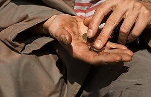Il povero è più generoso perché non ha paura degli altri