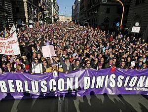 Il popolo viola cerca il bis  Un altro No B-day il 2 ottobre