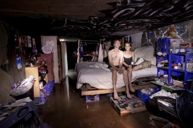 Las Vegas, il popolo del sottosuolo - fonte: www.repubblica.it