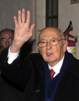 """Napolitano: """"Mio compito reagire contro chi vuole l'Italia divisa"""""""