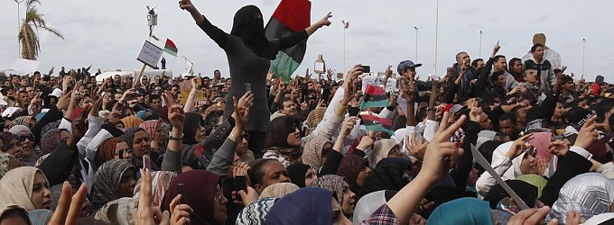 """Libia, bombardata Zawia: """"Qui è un massacro"""""""