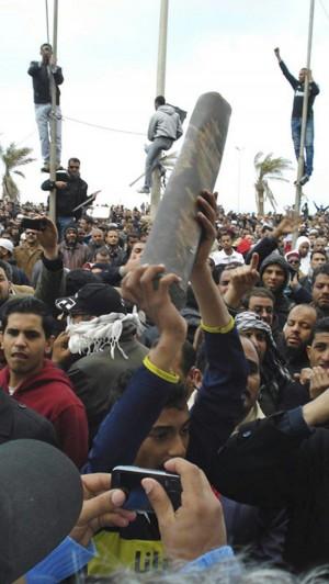 In che parte del mondo è la Libia?