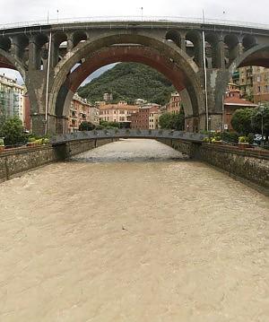 Maltempo, allerta in Veneto Si innalza il bacino del Po