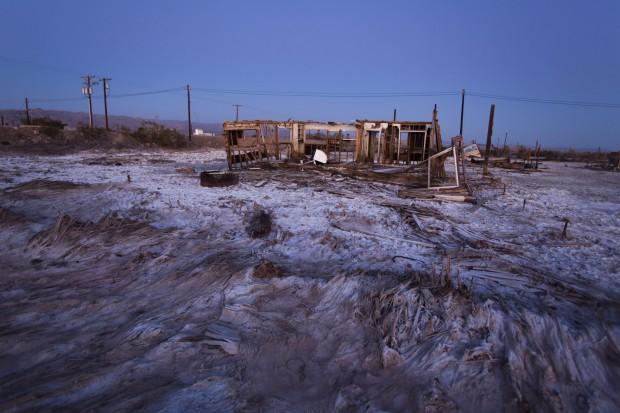 Salton Sea, la città morta