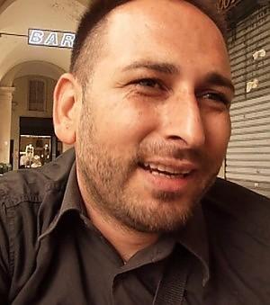 Valter, l'orgoglio gay di un rom musulmano Sabato all'Europride, e prima anche dal Papa