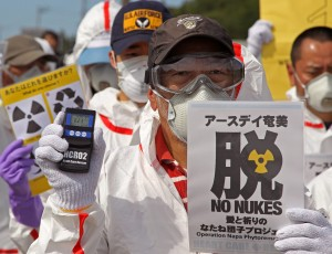 Tokyo, manifestazione anti-nucleare Tre mesi fa il sisma e lo tsunami