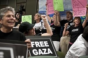 """Freedom Flotilla 2 pronta a salpare """"Gli israeliani non ci fermeranno"""""""