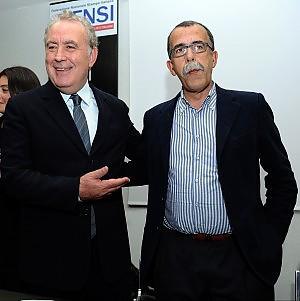 """Michele Santoro torna sullo schermo  """"Noi contro la tv che fa schifo"""""""