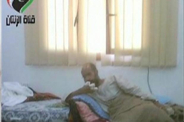 Le foto di Saif, il figlio di Gheddafi arrestato
