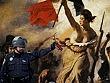 LE IMMAGINI  Parodia Occupy la vendetta delle Rete