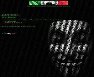 Anonymous contro deputato paniz vendetta per chiusura sito for Sito repubblica