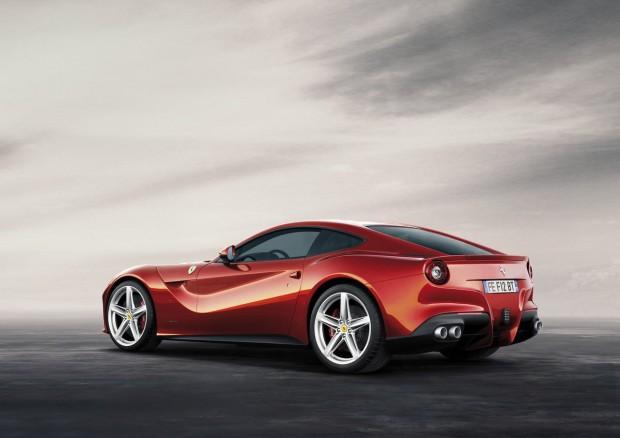 Nuova Ferrari F12 Berlinetta
