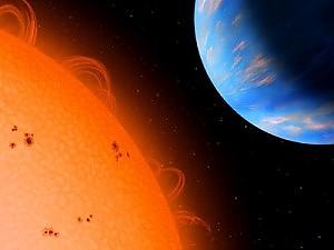 Via Lattea, con nane rosse miliardi di pianeti abitabili