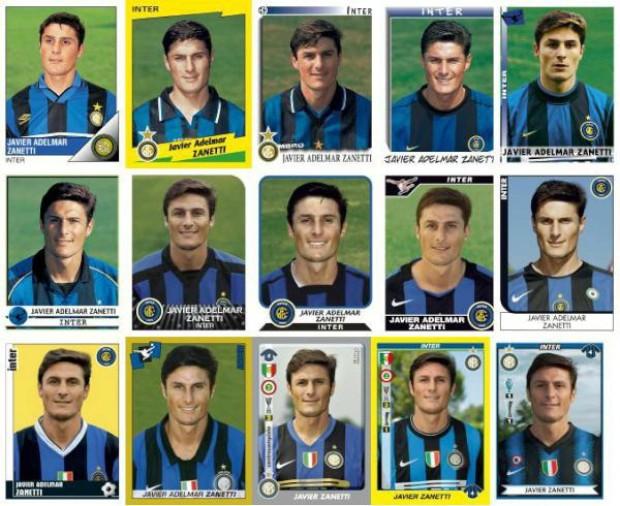 Inossidabile Javier Zanetti: stesso taglio di capelli da 15 anni