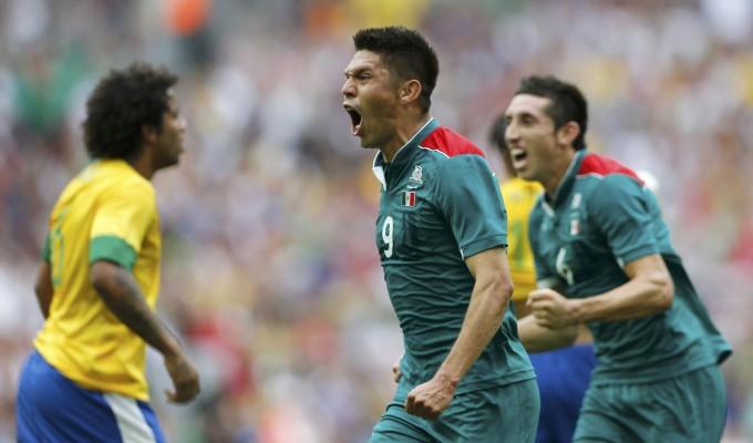Brasile, la maledizione continua Oro a sorpresa per il Messico