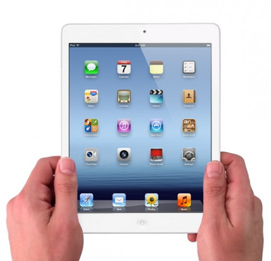 Apple, iPad Mini arriva a ottobre