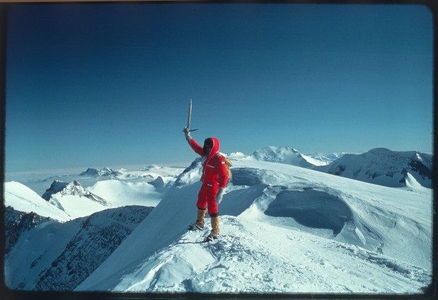Walter Bonatti, dall'Alaska alle Ande
