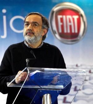 """Marchionne: """"Manterrò Fiat in Italia con i guadagni fatti all'estero"""""""