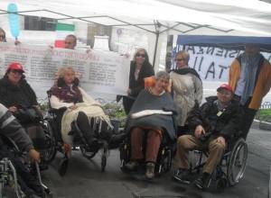 """Malati di Sla in sciopero della fame """"Sostegni bloccati, il governo si muova"""""""