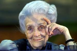 E' morta Rita Levi Montalcini. Premio Nobel e senatore a vita, aveva 103 anni