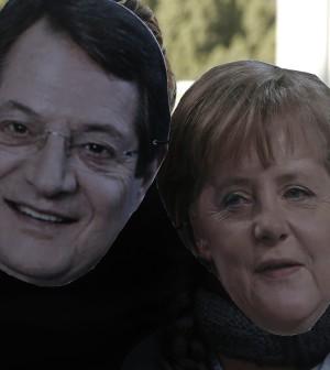"""Cipro, bocciato il prelievo sui depositi La Germania esprime """"rammarico"""""""