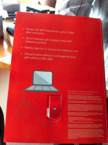 Nel magazine c'è un modem, Forbes offre il wi-fi