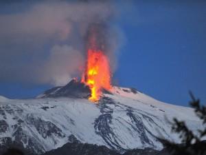Unesco, Etna nel patrimonio dell'umanità